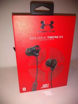 harman under armour sport wireless earbuds