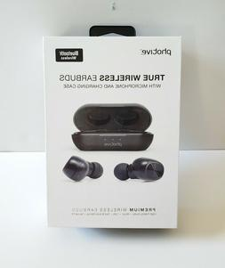 Photive HD Clear Sound Wireless Bluetooth 5.0 Stereo Earbuds