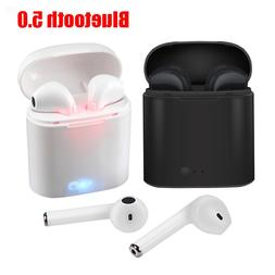 i7s Tws <font><b>Bluetooth</b></font> Earphones Sport Wirele