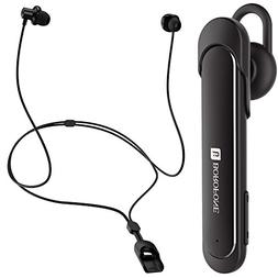 Innovative 2-in-1 Bluetooth Headphone Wireless Sport Earphon