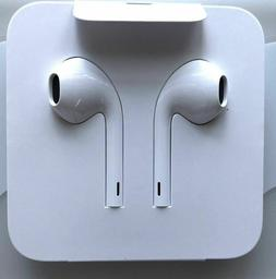 Apple iPhone 6s 7 iPhone 8 iPhone X Original OEM Earbuds Hea