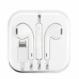For Apple iPhone 7 8 Plus X XS MAX XR Wired Headphones Heads