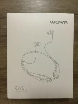 Mpow Jaws Bluetooth 4.1 Headphone Wireless Neckband Headset