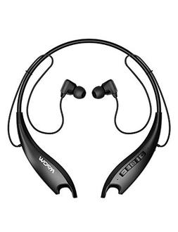 Mpow Jaws Gen-5 Bluetooth Headphones 18 Hrs Playtime, V5.0 B
