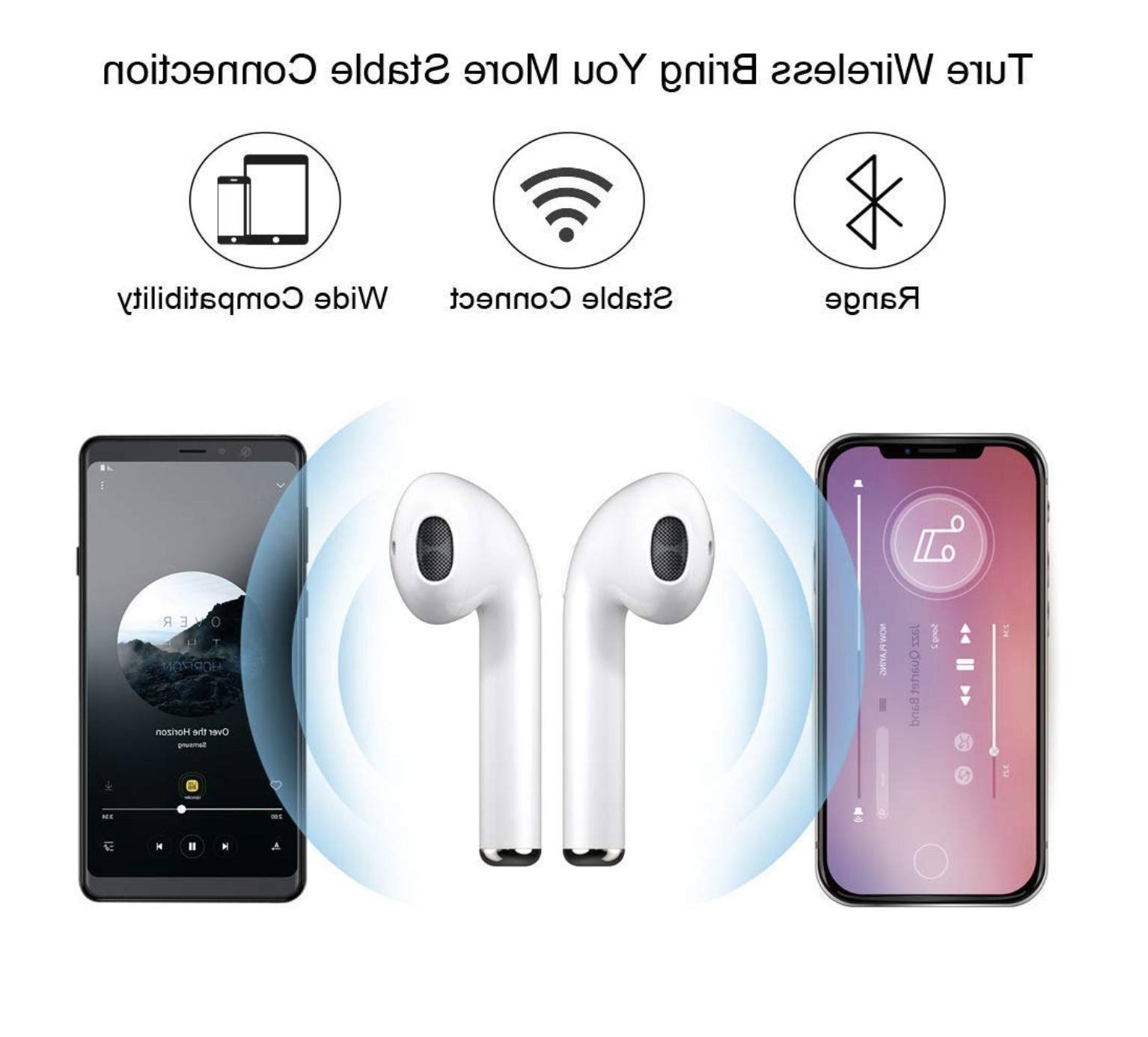 NEW Pro Wireless Earbuds With Charging Case