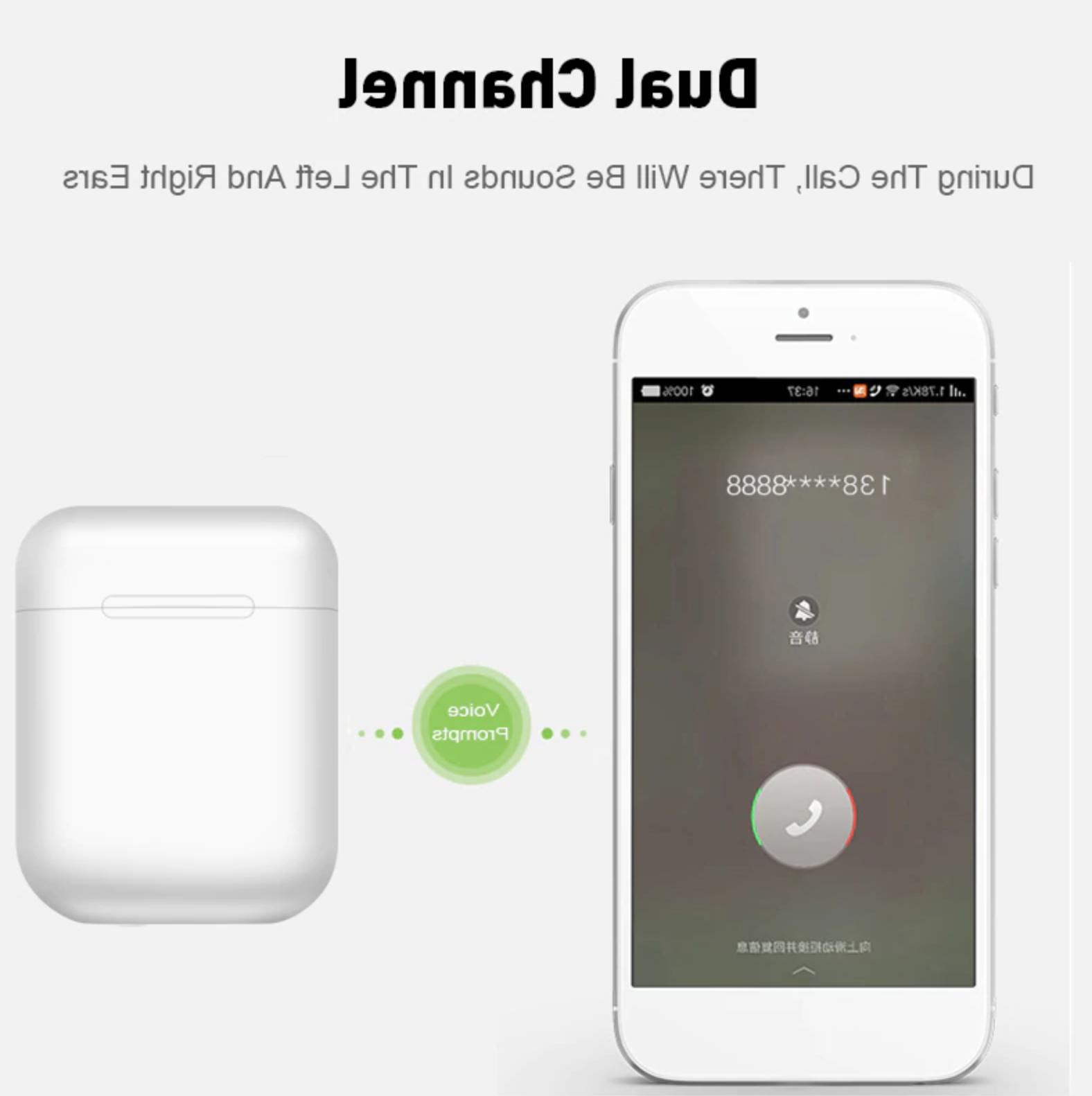Wireless Bluetooth Compatible Apple AirPods