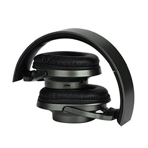 6 Wired Bluetooth Foldable For Stereo Headphone Support