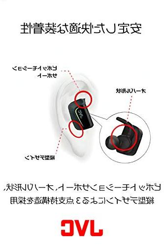 JVC Complete Earphone 【Japan Domestic genuine products】【Ships
