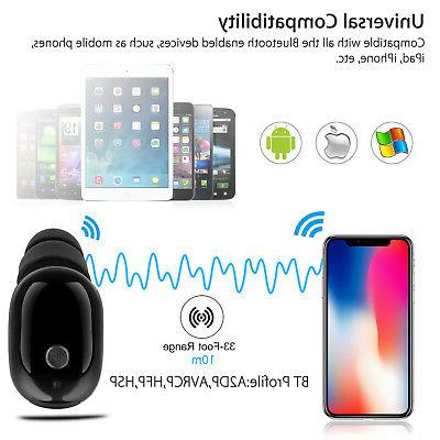 Mini Wireless 4.1 Earphone