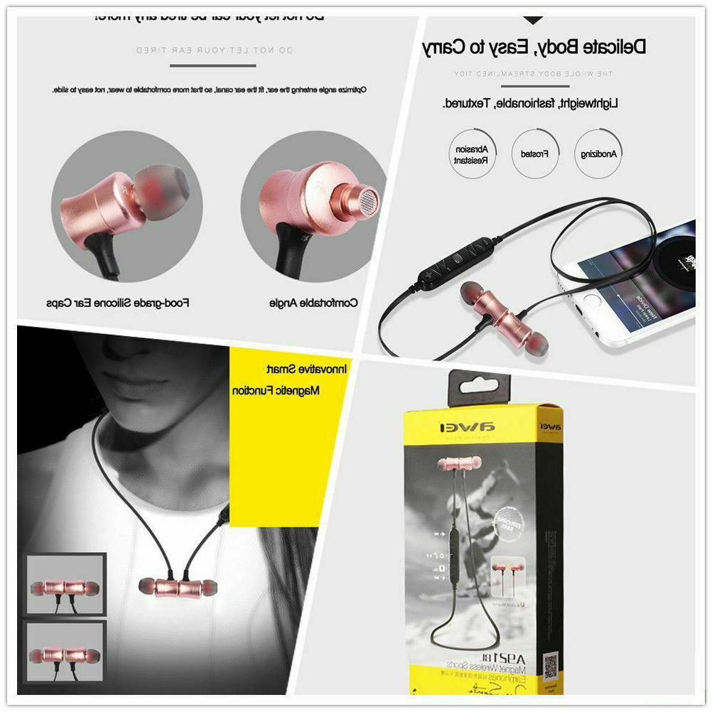 Awei Sport Bluetooth Stereo Earbuds