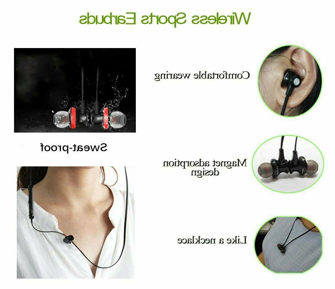 Awei A980BL Bluetooth Earbuds Isolation Earphone