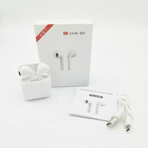 apple earpods style bluetooth earbuds handsfree
