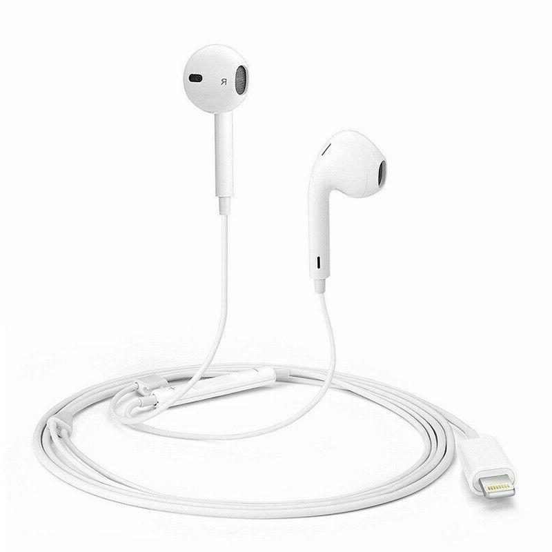 Gift For iPhone 6 7 X 11 Earbuds