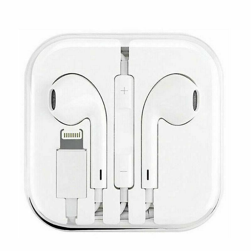New For 7 8 XS MAX Headphones Headset Earbuds Gift