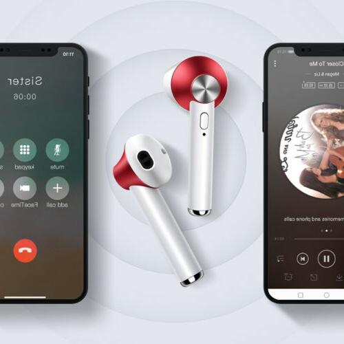 For IOS Earphone Earbuds Airpods