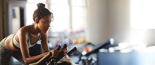 Plantronics Training Edition Sport Wireless Headphones, Interactive Audio Coaching from The Personal App,