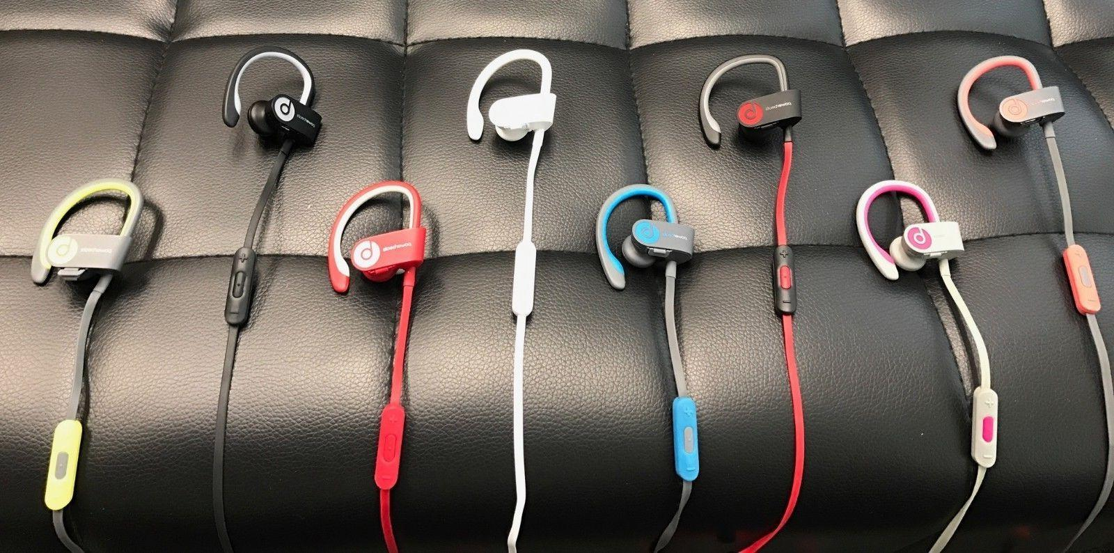 Beats Replacement Ear Buds Tips Powerbeats 2 / 3 / Wired / Wireless