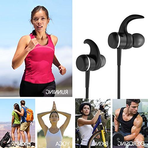 Bluetooth Earbuds HD for Workout