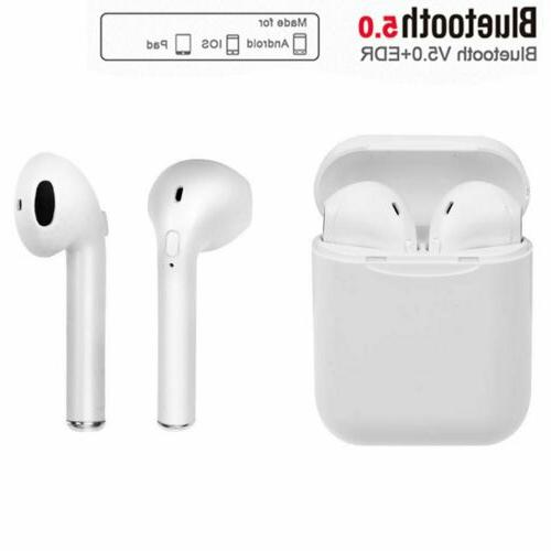 Bluetooth 5.0 Earbuds Earphones For w/ Case