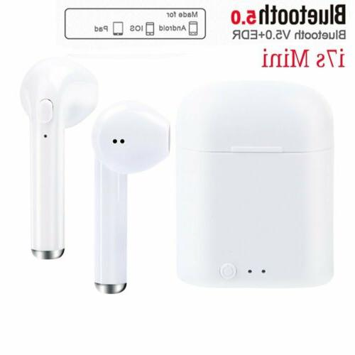 Bluetooth Earphones For w/ Charging