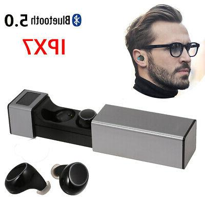 bluetooth 5 0 tws stereo earphone mini
