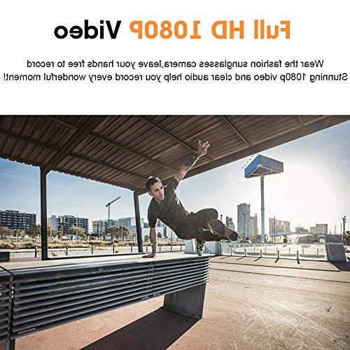 OOLIFENG Camera Full HD 1080P with Mini for Sports