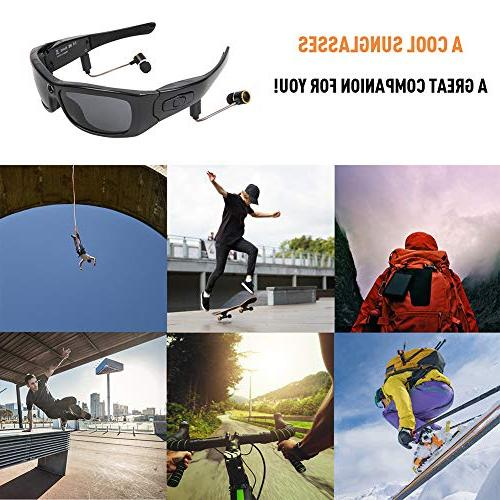 OOLIFENG Bluetooth 1080P with Wide Mini Camera Sports
