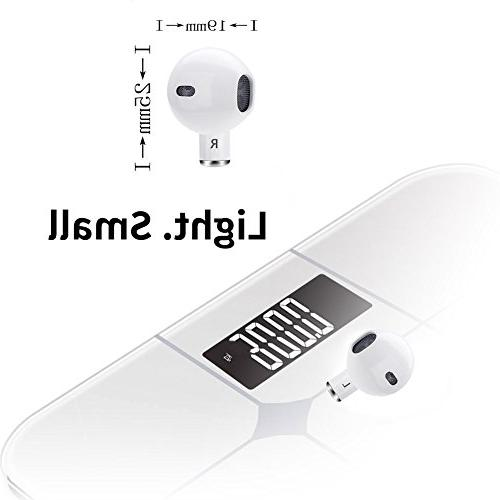 Bluetooth ANGGO Single Invisible Headphone with 4 Hour Car with and Android Smart