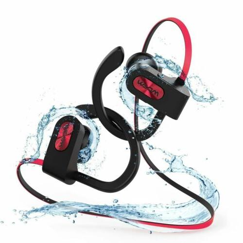 Wireless Headphones Running Sports Gym US