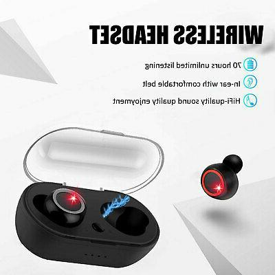 Bluetooth iPhone Wireless Airpods Earphones