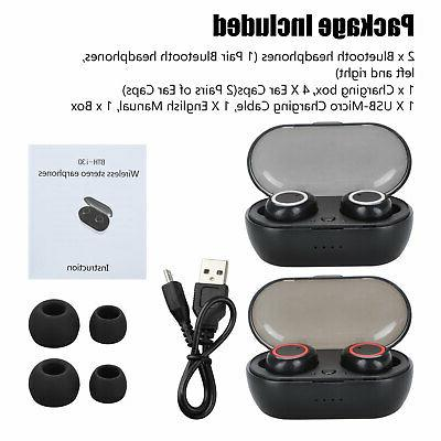 Bluetooth Earbuds Earpods iPhone Android Samsung Airpods