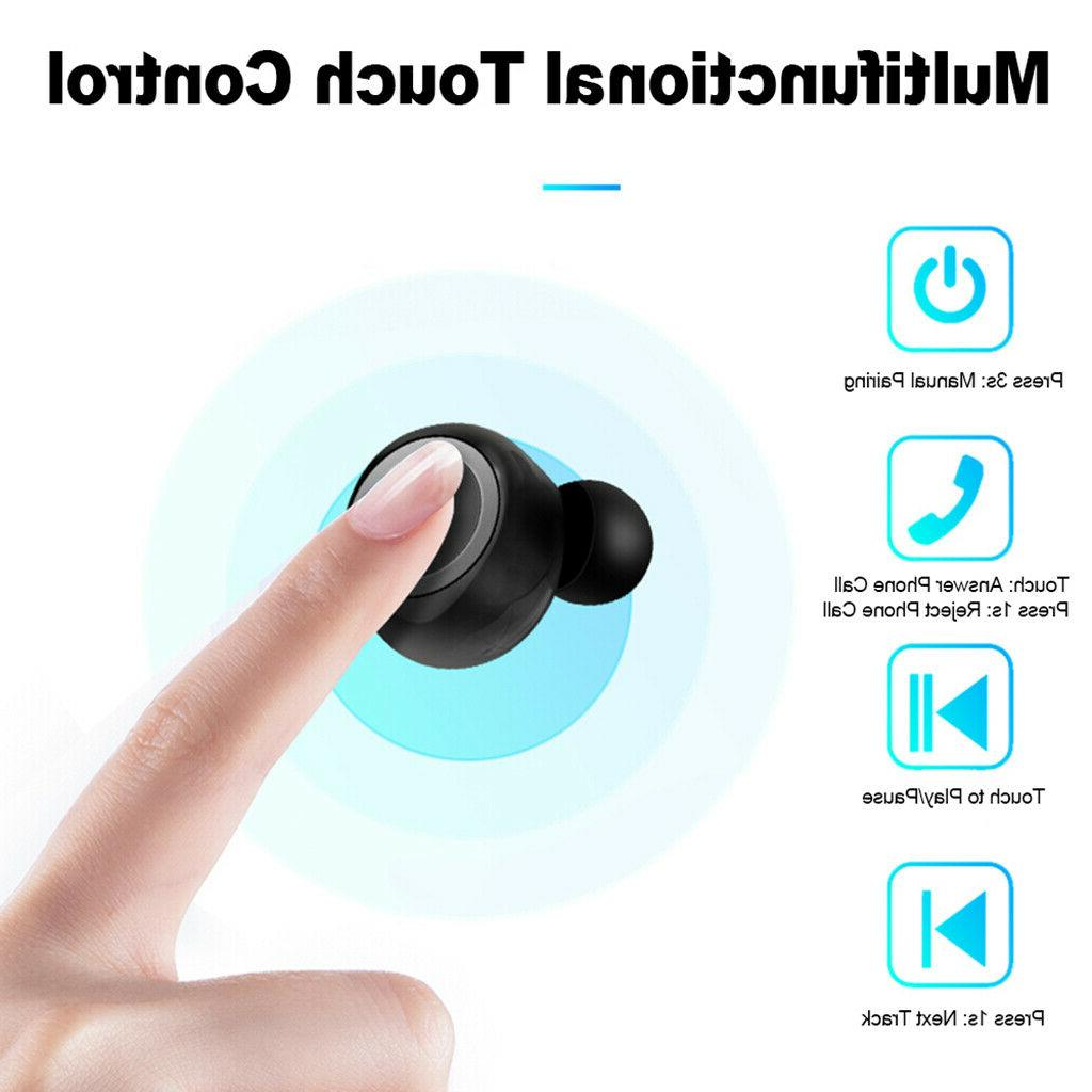Bluetooth Earbuds For iPhone Android Samsung Wireless Air