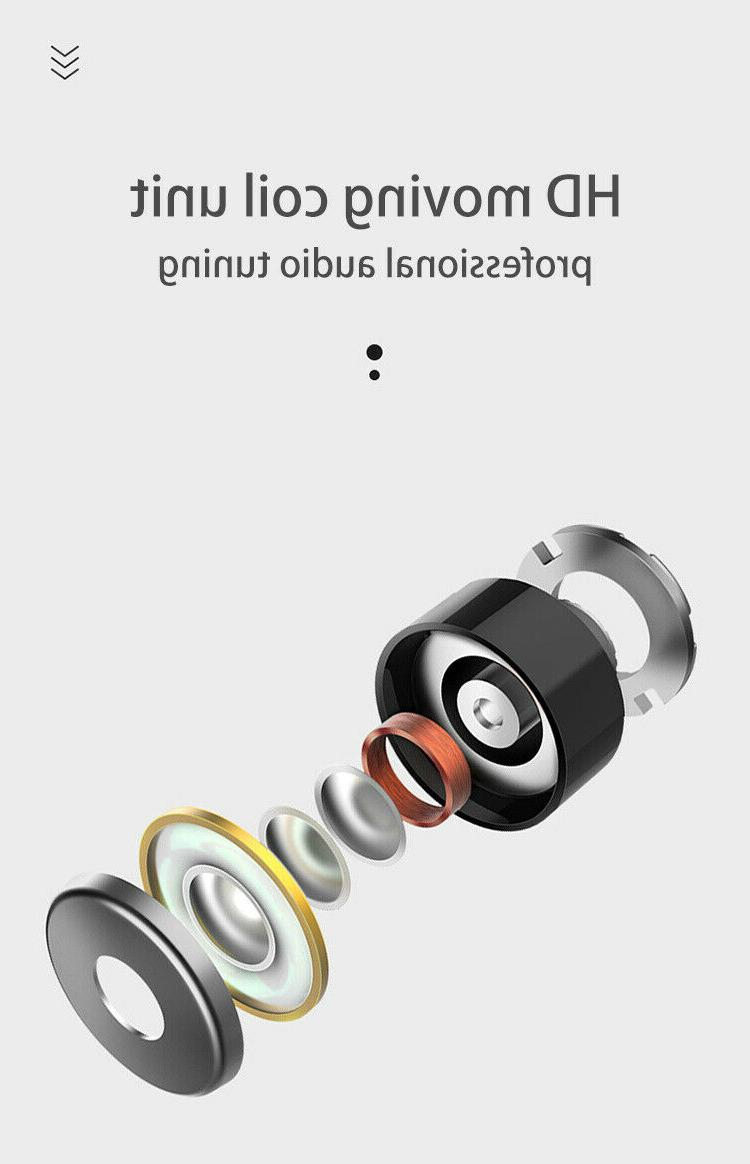 Bluetooth Earbuds iPhone Android Wireless Air pods