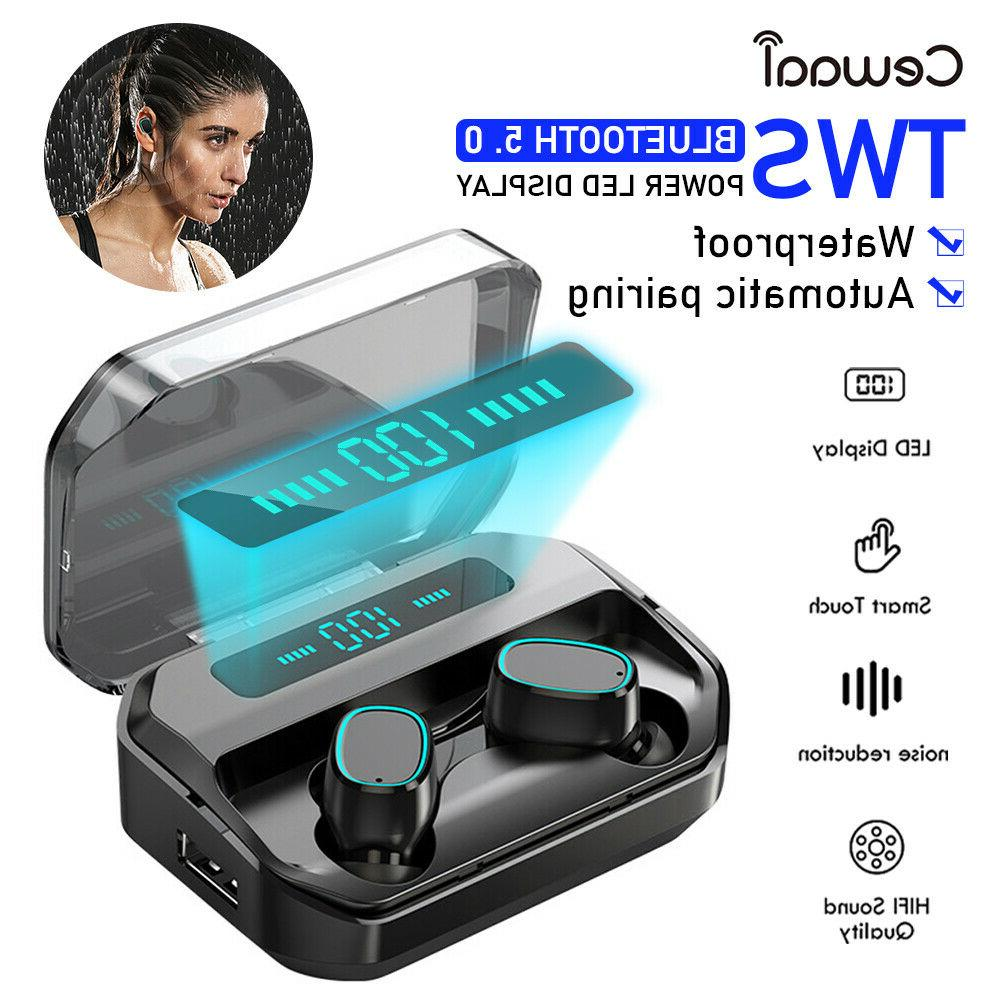 Bluetooth Earbuds Samsung Android Wireless IPX7