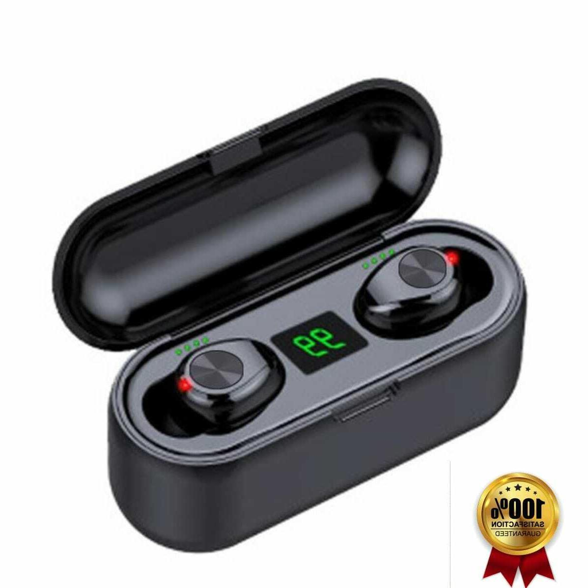 Bluetooth earbuds iPhone sport Stereo