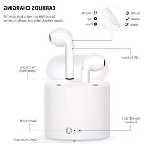 Bluetooth For Android Samsung Wireless Earbuds
