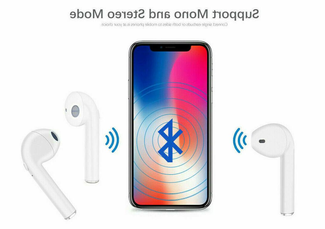 iPhone Android Samsung Wireless Airpods