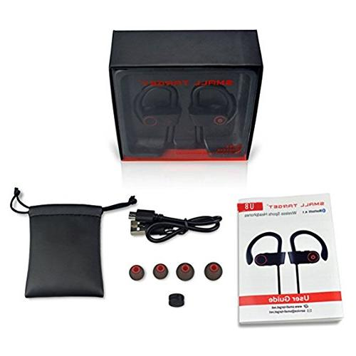 Bluetooth Bluetooth headphones, Bluetooth 4.1 IPX7 definition In-Ear