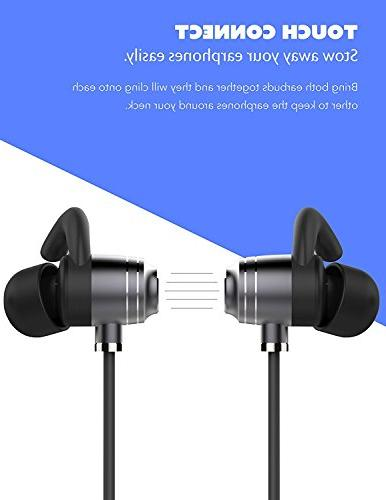 Boxgear Huawei Y530 Bluetooth Running Earbuds IPX4 with Mic Earphones, 6.0 with, Apple, Pixel,LG