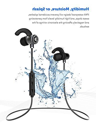 Boxgear Huawei Y530 Bluetooth in-Ear Running Earbuds Waterproof 6.0 Cancellation,