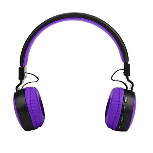 bluetooth headphones over ear stereo