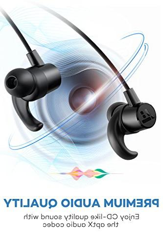Bluetooth Wireless Headset Sports 8 Earbuds