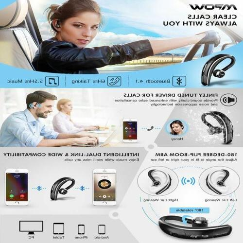 Mpow Wireless Headset Headphone for Samsung