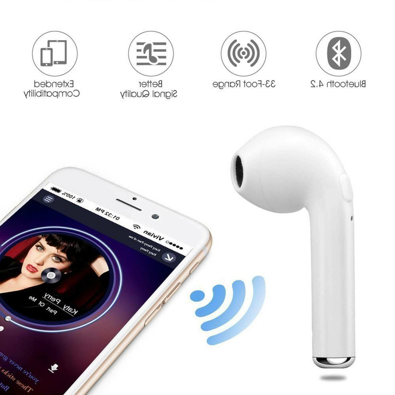 Bluetooth Earbud Airpods Case For