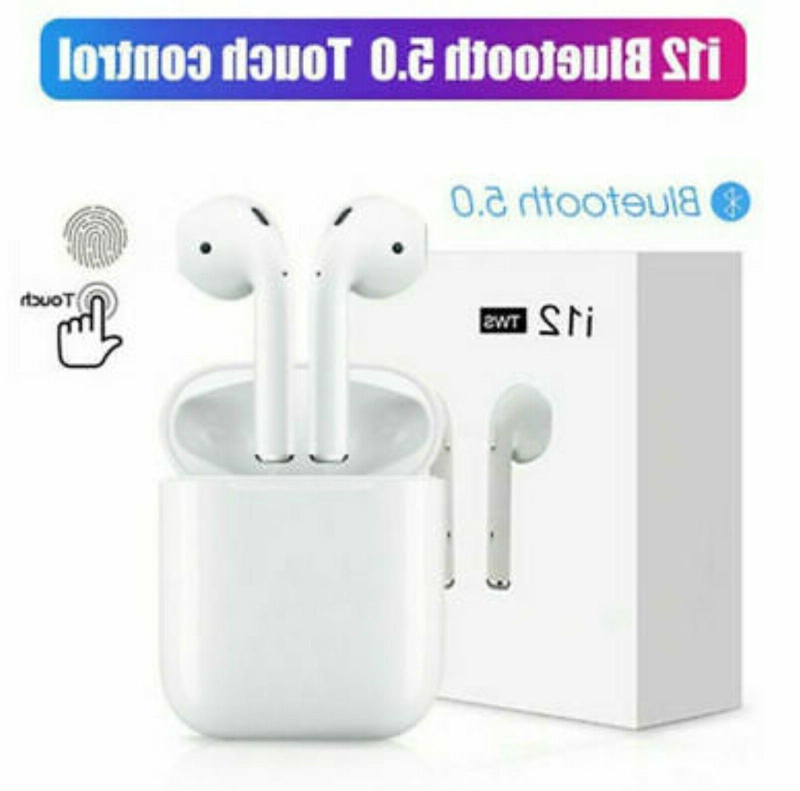 bluetooth wireless headphones earbuds 5 0 w
