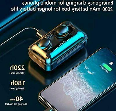 Buletooth Earbuds Samsung Android Wireless IPX7 WaterProof