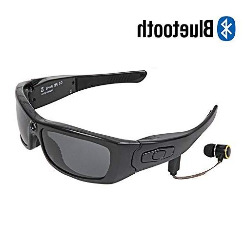 full hd 1080p camera glasses with wide