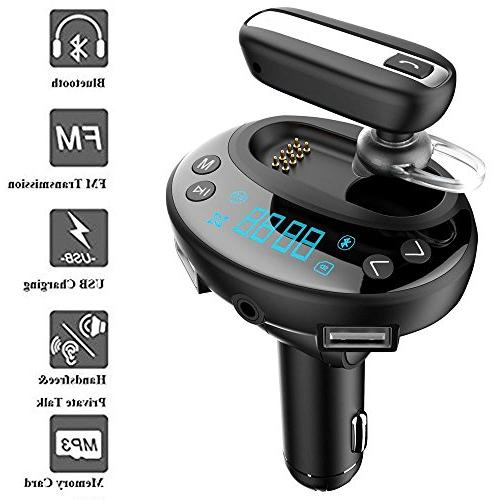 car bluetooth headset