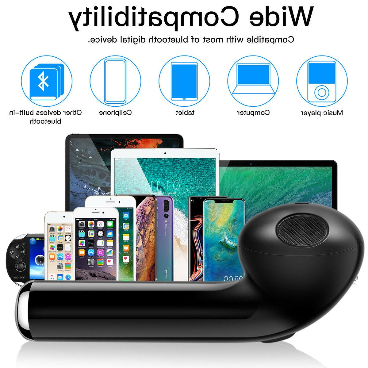Wireless Bluetooth Earphones Headphones for Airpods iPhone Android Phone