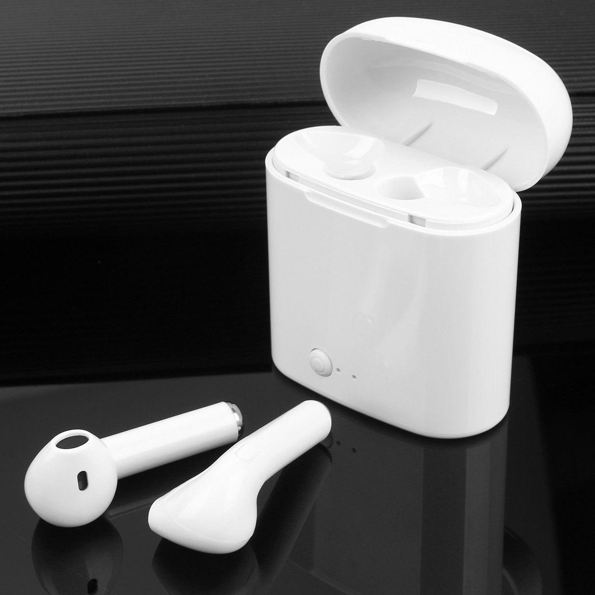 Dual Wireless Bluetooth Earbuds For IOS Universal Phone